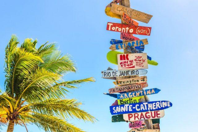 Wohin soll die Reise gehen?